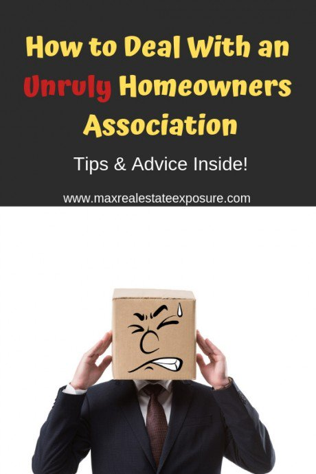 Tips For Dealing With A Homeowners Association