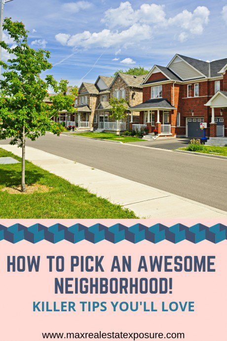 What to Look For When Searching For a Neighborhood
